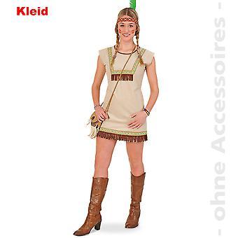 Indianerin Indianerkleid Damenkostüm Pocahontas Teenager Kostüm