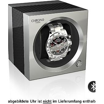Designhütte watch winder Chronovision one Bluetooth 70050/101.17.14