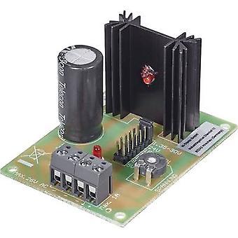 PSU card Component H-Tronic Input voltage (range): 5 - 26 V AC Output voltage (range): 1.35 - 30 V DC