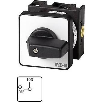 Eaton T0-1-8200/E întrerupător de limitare 20 A 1 x 90 ° gri, negru 1 buc (e)