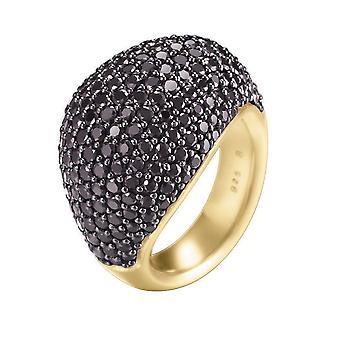 Esprit Brass Nyxia Black Gold ESRG02034