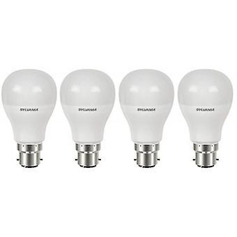 4 x Sylvania ToLEDo A60 B22 V4 9W Homelight LED 810lm [classe énergétique A +]