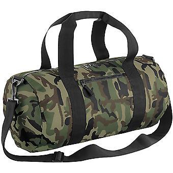 Outdoor Look Cam Barrel 20 Litre Camo Gym Duffle Bag