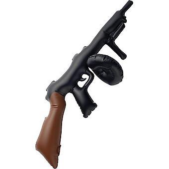 Smiffys oppustelig Tommy Gun