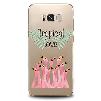 Tropical Love - Samsung Galaxy S8