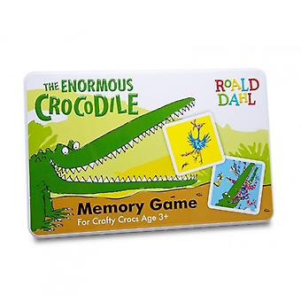 the Enormous Crocodile Roald Dahl Memory game