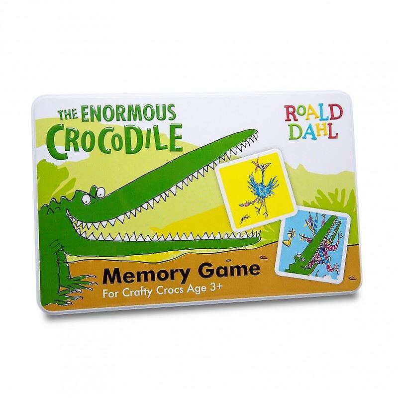 the Enormous Crocodile Roald Dahl Memory game