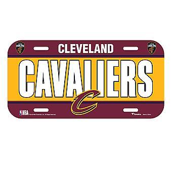 Fanatics NBA license plate - Cleveland Cavaliers