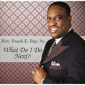 Ray Sr., Rev. Frank E. - Singing & Preaching [CD] USA import