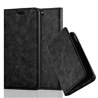 Cadorabo tapauksessa Huawei P10 PLUS tapauksessa tapauksessa kansi - puhelimen tapauksessa magneettinen lukko, seistä toiminto ja korttiosasto - Kotelo cover suojakotelo tapauksessa kirja taitto tyyli