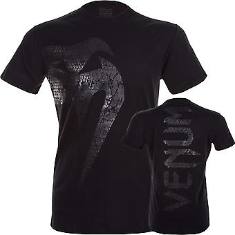 Venum Giant Mens T Shirt noir mat