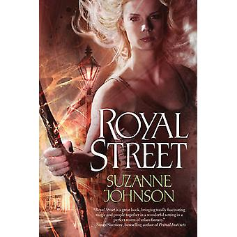 Koninklijke straat door Suzanne Johnson - 9780765327796 boek