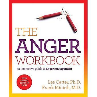 Le classeur de la colère - un Guide interactif pour la gestion de la colère par Les C