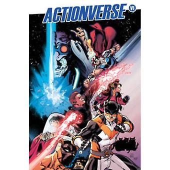 Actionverse Vito Delsante - Ray-Anthony korkeus - Ray-Anthony korkeus