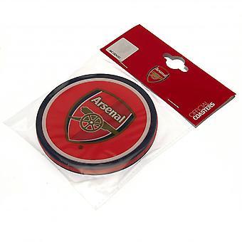 Arsenal FC Coaster Set (confezione da 2)