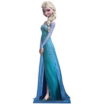 Elsa fra frosne Disney papp åpning / Standee