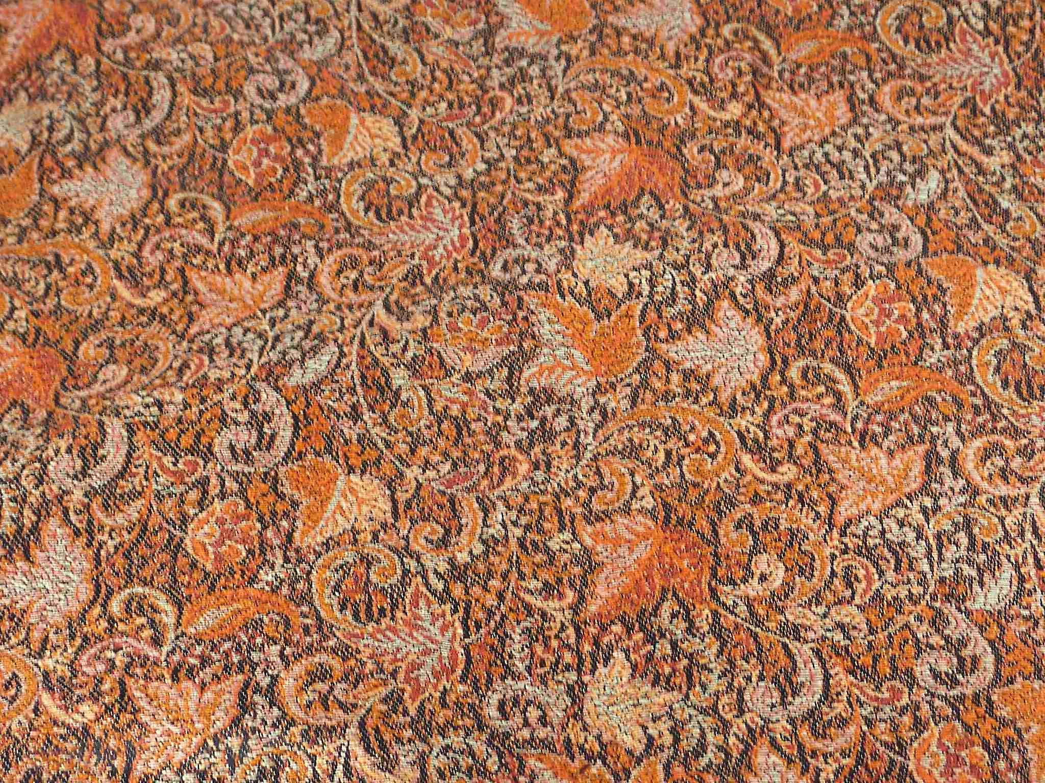 Jamawar Premium Silk Stole Pattern 4010 by Pashmina & Silk