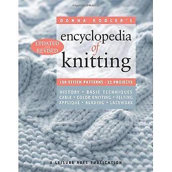 Donna Kooler's Encyclopedia av stickning, uppdateras och revideras