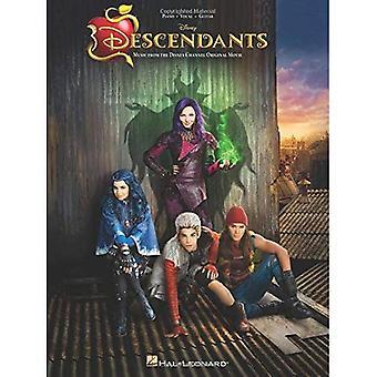Jälkeläiset: Musiikkia elokuvasta Disney Channel Original (Pvg)