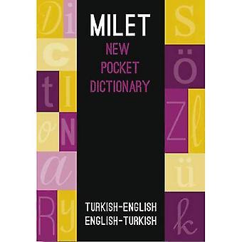 Milet nuovo dizionario tascabile: Turco - Inglese / Inglese - Turco (dizionario tascabile)
