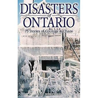 Disasters of Ontario (20th Century Series)