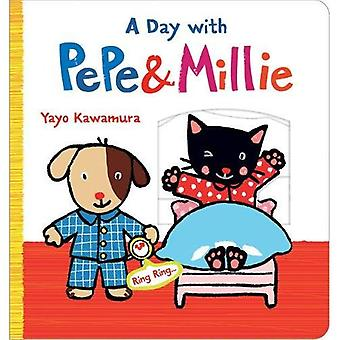 A Day with Pepe & Millie (Pepe & MILLI) [Board book]