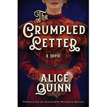 The Crumpled Letter (Belle Epoque Mystery)
