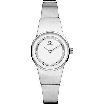 Eminem's DZ120379-wrist watch for women, silver tone stainless steel strap