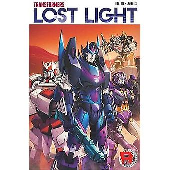 Transformers Lost Light - 9781631409929 Book