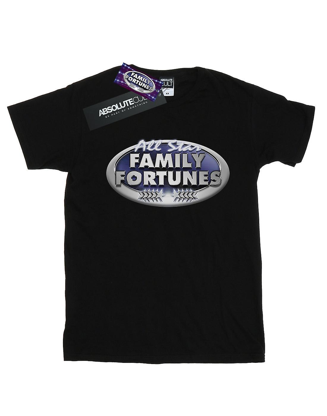 Family Fortunes Men's All Star Logo T-Shirt