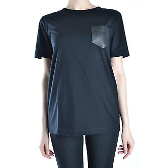 Alexander Wang Ezbc028002 Women's Black Cotton T-shirt