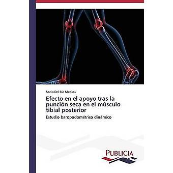 Efecto en el apoyo tras la puncin seca en el msculo tibial posterior by Del Ro Medina Sonia