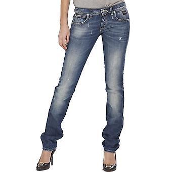 Roy Roger-apos;s Ezbc159013 Femmes-apos;s Jeans Blue Denim