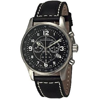 Zeno-watch mens watch tachymeter chronograph 4013-5030Q-h1