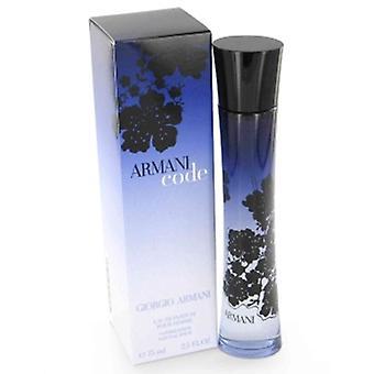 Giorgio Armani codice Eau de Parfum 50ml EDP Spray