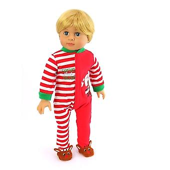 18「人形服サンタの小さい助手