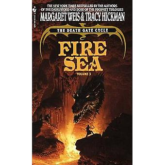 Fire Sea by Margaret Weis - Tracy Hickman - 9780553295412 Book