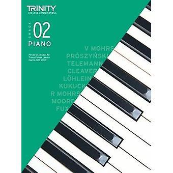 Piano Exam Pieces & Exercises 2018-2020 Grade 2 - 9780857366009 Book