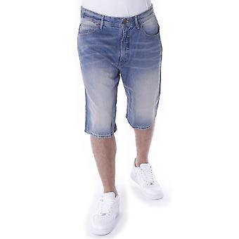 Pelle Pelle Buster posete denim shorts fire sesonger
