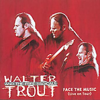 Walter Trout Band - Face the Music [CD] USA import