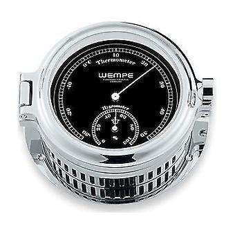 Wempe chronometer works Regatta Bullauge thermal hygrometer CW170009