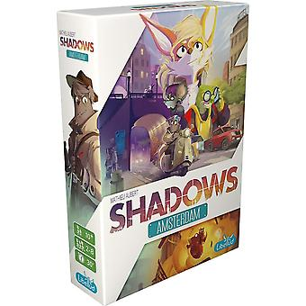 Shadows Amsterdam Board Game
