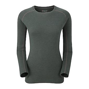 Montane Shadow Womens Primino 220 Long Sleeve T Shirt