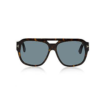 Tom Ford Dark Havana Bachardy Occhiali da sole