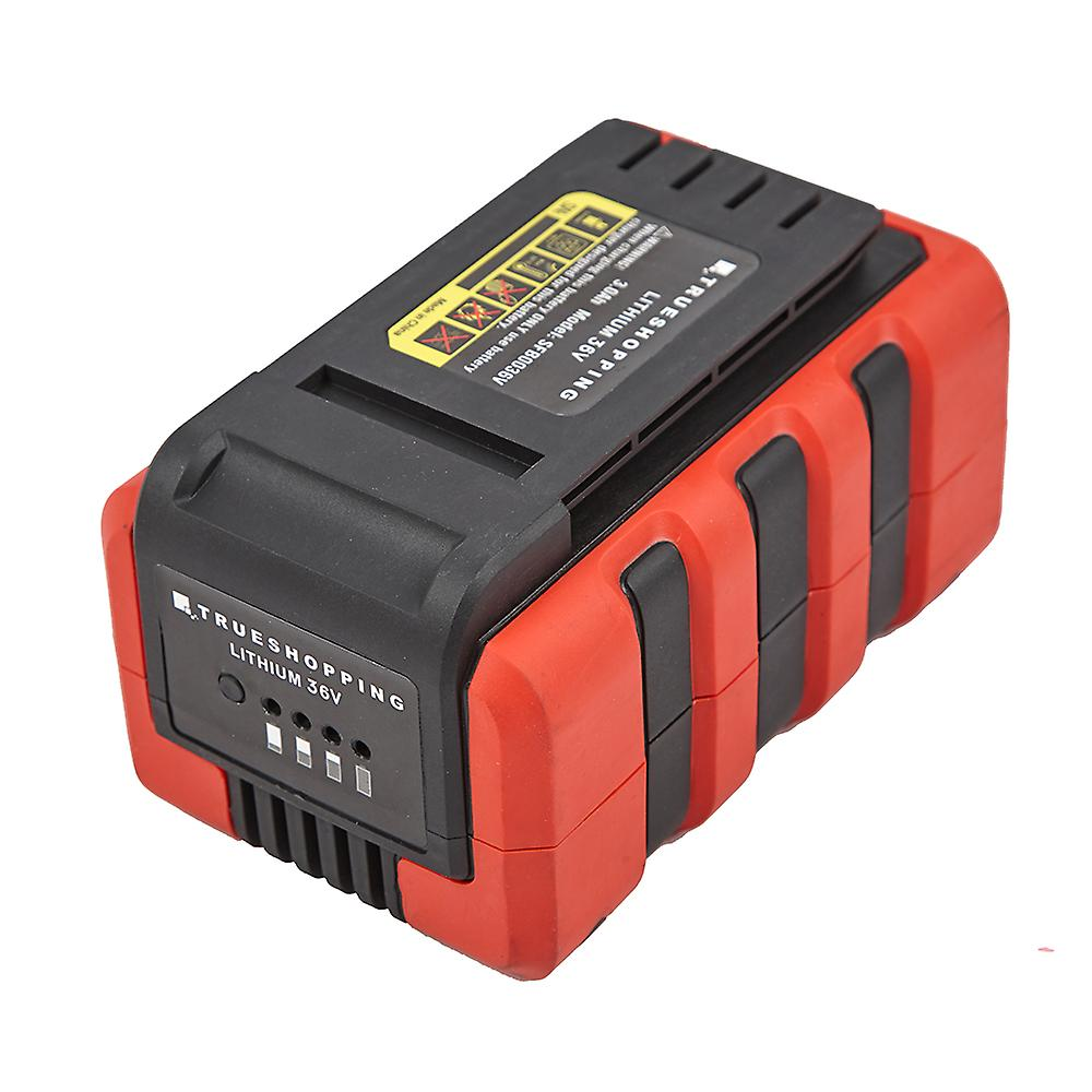 Rechargeable 36V Lithium-Ion Battery (Fast Charger Sold Separately)