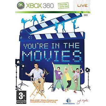 Youre In The Movies - Nur Spiel (Xbox 360) - Neu