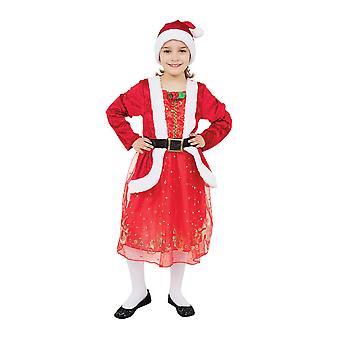 سانتا فتاة, صغير