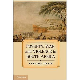 Povertà, guerra e violenza in Sud Africa