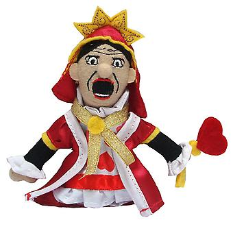 Títeres de dedo - UPG - Queen of Hearts Soft Doll Toys Gifts Licensed New 2190