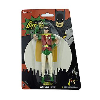 Action Figures - DC Comics - Batman Classic - Robin Rubber 5